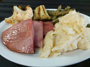 Ham & Scalloped Potatoes