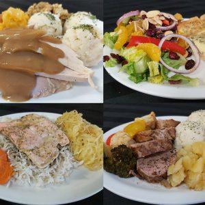 Assorted – 20 Fresh Meals Program – Best Value!