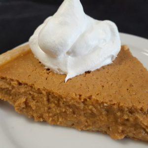 Dessert Pie – 8″ Pumpkin