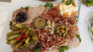 Meat and Pickle Tray